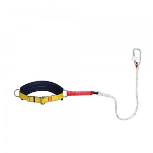 Удерживающая привязь УП 1 аВ (строп канат с амортизатором)