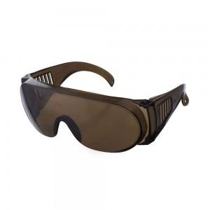 Очки защитные открытые (тип Люцерна) дымчатые