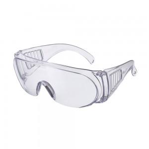Очки защитные открытые (тип Люцерна) прозрачные