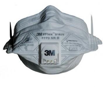 Полумаска фильтрующая 3M VFlex 9163V